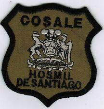 Chile Army Ejercito Hospital Militar de Santiago COSALE Patch - Condor Huemul
