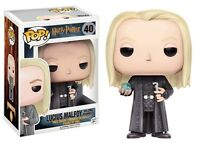 Lucius Malfoy Holding Prophecy POP! Harry Potter #40 Vinyl Figur Funko
