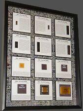 Intel the First Generation - 4004 to Pentium Pro (4040, 186, 286, 386, 486)