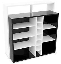 KÜCHENTRESEN Schwarz Weiß Tisch Bar Tresen Stehtisch Empfangstresen Küchentheke