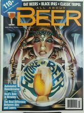 All About Beer March 2017 Automated Homebrewing Ales & Lagers FREE SHIPPING sb