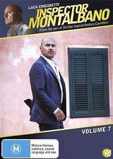 Inspector Montalbano Volume 7 NEW R4 DVD