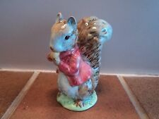 "VINTAGE BESWICK BEATRIX POTTER ""TIMMY TIPTOES"" EARLY - (GOLD BACKSTAMPS) MINT."