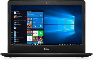 """Dell Inspiron 3000 15.6"""" HD Laptop Intel Celeron N4020/8GB/128GB/500GB HDD New!!"""