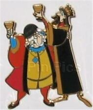 Sleeping Beauty King Stefan & King Hubert Booster Disney Pin 67345
