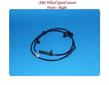 ABS Wheel Speed Sensor Front Right Fits: Nissan Murano 2003-2008 Quest 2004-2009