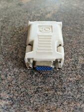 DVI-M-12Pin to VGA-F Adapter Converter