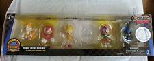 Sonic Hedgehog  SEGA MINI FIGURE Classic Collector's Set / Missing Sonic