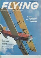 Flying Magazine (Jan 1967) (Float Cessna 150, Aerostar, Antiques, Piper  AD