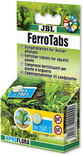 JBL ferrotabs Fertilizzante PIANTATO ACQUARIO Sostanze Nutritive Piante Acquario 30 compresse Ferro