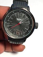 Nice Oversized Men's Black Band Mossimo Analog Watch