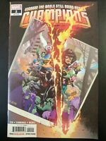 CHAMPIONS #2a (lgy 29) (2019 Marvel Comics) ~ VF/NM Comic Book