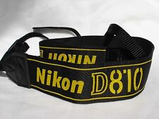 NIKON D810 CAMERA NECK STRAP  #001261