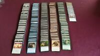 """MTG """"Deckbuilding"""" Set: Common and Uncommon ~ 500+ Cards, by Mana and 125 Lands"""