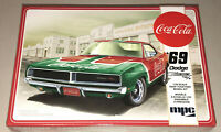 MPC 1969 Dodge Charger RT Coca Cola 1:25 Scale Snap model car kit new 919
