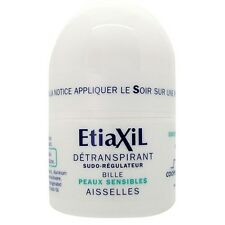 Etiaxil Roll-On Antiperspirant for Armpits (Sensitive Skin) 15ml Deoderant #8051