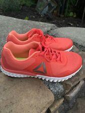 Reebok Crossfit Shoes Size 7.5M/38 Orange Boho Retro ECU