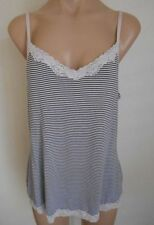 V-Neckline Tank, Cami Striped Tops & Blouses for Women