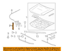 GM OEM Hood-Latch Support 20827029