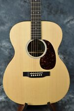 New Martin 000X1AE X Series Auditorium Acoustic Electric Guitar - Solid Top