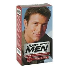 JUST for men Toenungsshampoo mittelbraun 60ml PZN 01465416