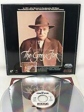 The Grey Fox LaserDisc starring Richard Farnsworth Rare Laser Disc