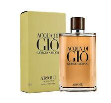 Giorgio Armani Acqua di Gio Absolu 200ml Eau de Parfum Limitiert