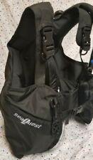 Seaquest BCD MED Vest BC Buoyancy Compensator SCUBA Dive