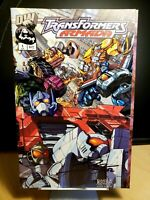 Dreamwave TRANSFORMERS ARMADA #1 Triple Gate Fold Cover Signed by JAMES RAIZ