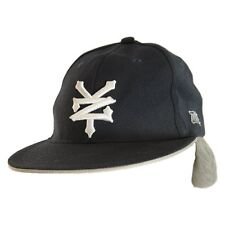 150f31d258f ZOO YORK Flip Panel Core men s fitted hat navy