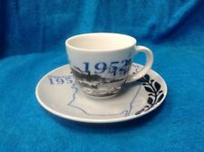 Ritzenhoff For Mercedes Benz Expresso Cups And Saucers - Rare Collectable!