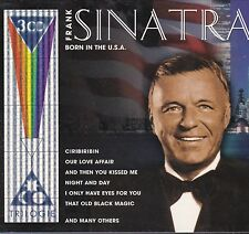 FRANK SINATRA - BORN IN THE USA on  3 CD's - NEW -