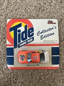 Tide Racing Team Collector's Edition Ricky Rudd 1994 New In Box Die Cast