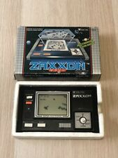 Zaxxon - Bandai Electronics Double Panel - Vintage Handheld Game