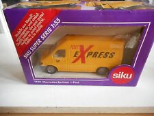 Siku Mercedes Sprinter Post in Yellow in Box (Siku nr: 1929)