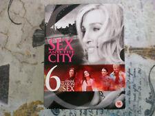 Sex and the city. -6 Season/Sexta temporada-