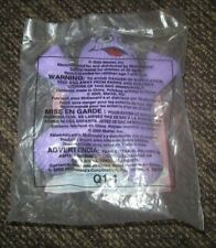 2000 Fisher Price McDonalds Happy Meal Under 3 Toy - Grimace Plush