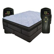 "~ QUEEN ~ 14"" SLEEP AIR BED 50 NUMBER REMOTE + ADJUSTABLE ELECTRIC BED ~ NEW"