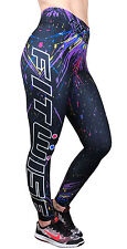 Fitwise Womens Compression Leggings Base Layers Long Pants Fit Gym Yoga Sports