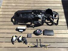 FIAT 500 AIRBAG KIT BLACK DASHBOARD