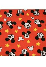 "Disney Mickey Mouse Fleece Throw  60"" x 50"" Brand New * VALENTINES DAY GIFT *"