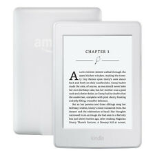 "NEW *White Color* AMAZON KINDLE PAPERWHITE 4GB 2016 300ppi WIFI 6"" Ereader NIB"