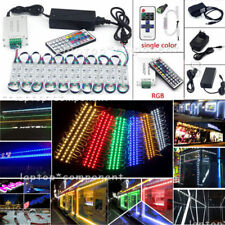 Us 10Ft-500Ft 3Led Under Cabinet Kitchen Store Front Sign Lights/+Remote/+Power
