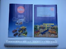 1 Catalogue Jouet Véhicules Miniatures SIKU 2019 Neuf
