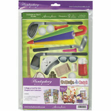 Hunkydory Shapes Scrapbooking & Card Kits
