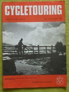 CYCLETOURING / DEC JAN 1980 / OFF THE PEG