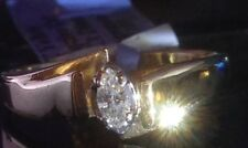 Cathedral Mounted .20ct Marquise Diamond Solitaire Engagement  Ring  size 6.5