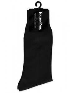 Men's Dress Thin Black Formal Tuxedo Socks Tux Sox Hosiery 7.5 - 13