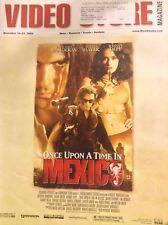 Video Store Magazine Antonio Banderas Salma Hayek November 16, 2003 010118nonrh