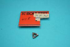 Internal Carbide Thread Insert 16IR A60 deg SBF